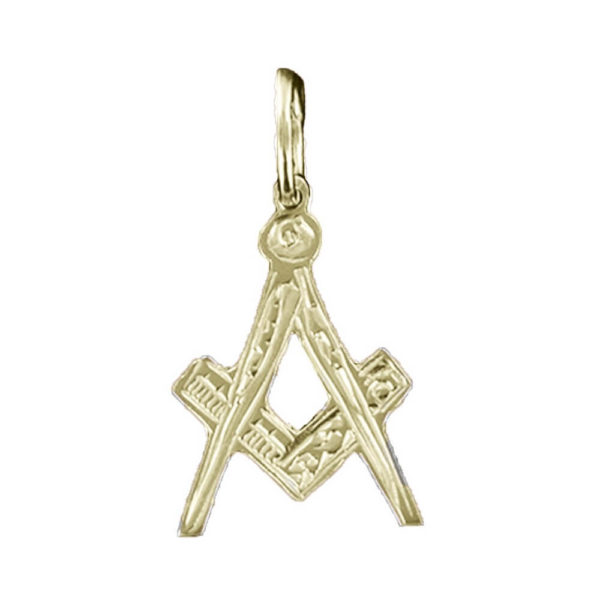 Hallmarked 9ct gold masonic square and compass pendant masonic hallmarked 9ct gold masonic square and compass pendant 1 aloadofball Image collections