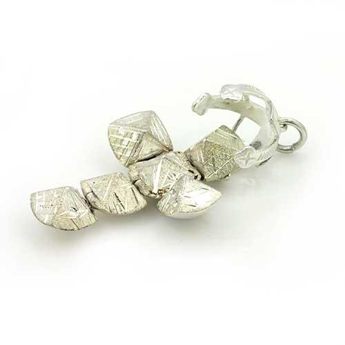 Small Size Solid Silver Masonic FreeMason Orb